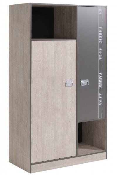 Parisot Kleiderschrank Fabric 101 cm