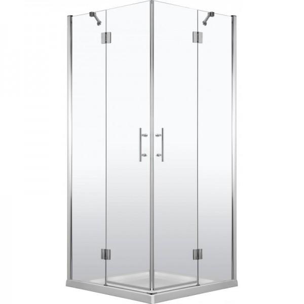 Glas Duschkabine 120x90 cm Sicherheitsglas